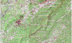 pinhoti-map