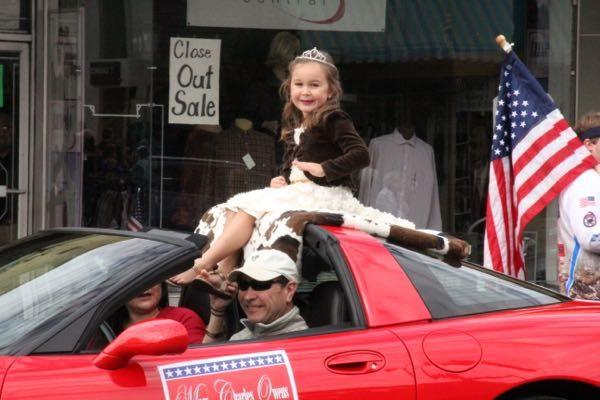 2016 Sylacauga Veterans Day Parade