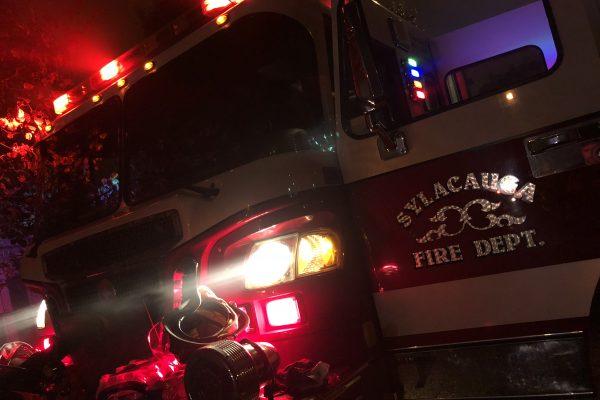 Sylacauga fire department