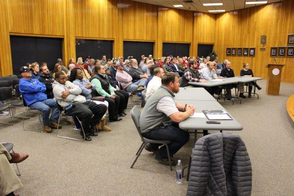 Sylacauga City Council/Sylacauga Little League Town Hall   Michael Brannon for SylacaugaNews.com   © 2018, SylacaugaNews.com/RadioAlabama. All Rights Reserved.