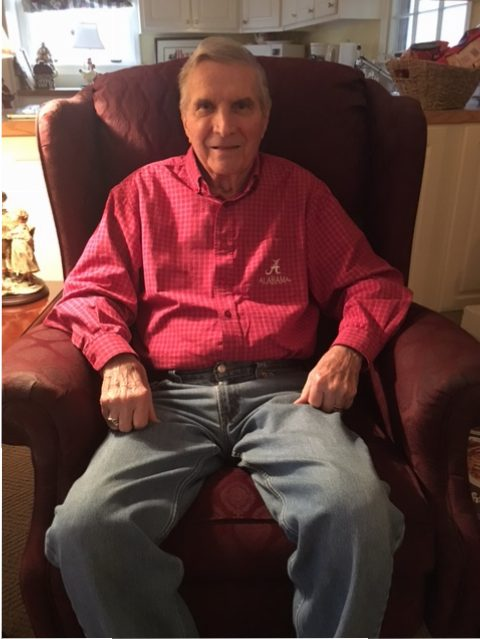 Leonard Perry Hickman, Dec. 6, 2016