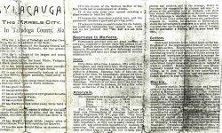 Sylacauga brochure 1891-2
