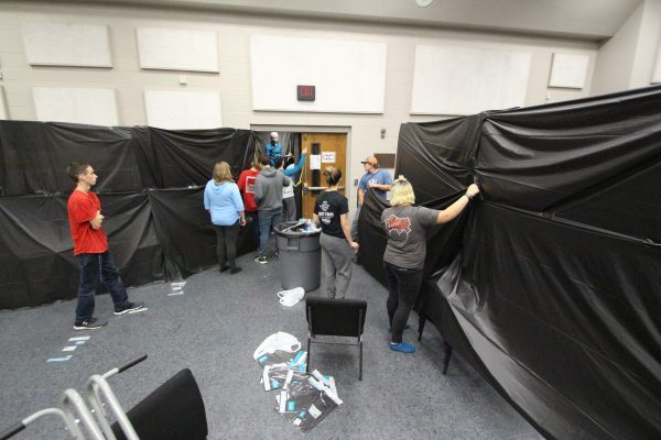 Sylacauga High School Marching Aggie Band – Survive the Haunted Band Room
