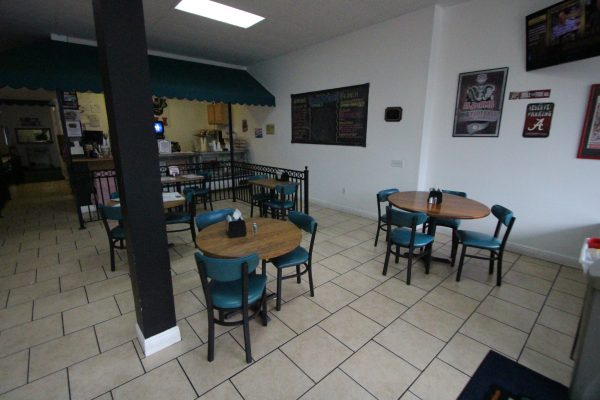 Odie's Deli prepares for renovation head of fifth anniversary | Michael Brannon for SylacaugaNews.com | © 2018, SylacaugaNews.com/Marble City Media LLC. All Rights Reserved.