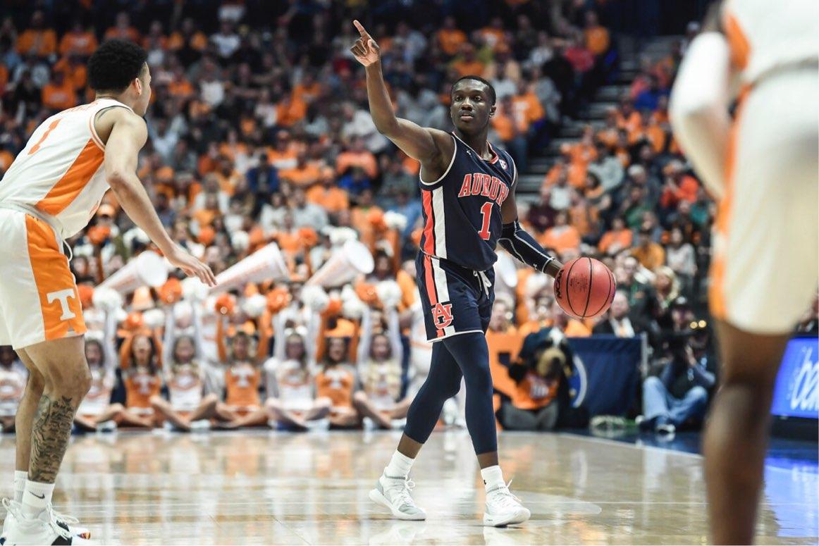 Nba Summer League To Feature Four Former Auburn Basketball