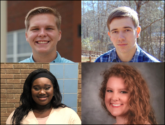 RadioAlabama's 2019 Scholarship Winners